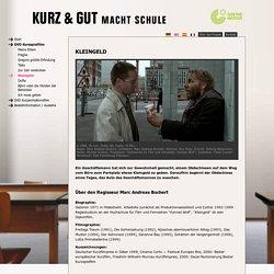 Kurz & Gut macht Schule - DVD Kurzspielfilm - Kleingeld-Goethe-Institut