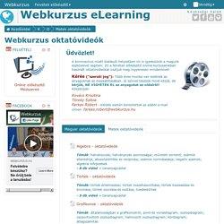 Kurzus: Webkurzus oktatóvideók, Topic: Matek oktatóvideók