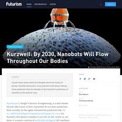 Blood-Borne Nanobots Routinely Used