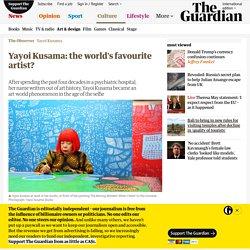 Yayoi Kusama: the world's favourite artist?