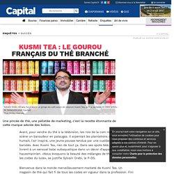 Kusmi Tea : le gourou français du thé branché
