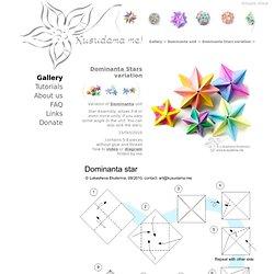 Me! - Modular origami!