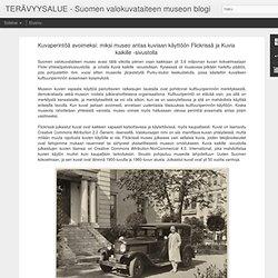 miksi museo antaa kuviaan käyttöön Flickrissä ja Kuvia kaikille -sivustolla