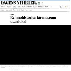 Nya Stockholms Kvinnohistoriska skildrar kvinnohistorien