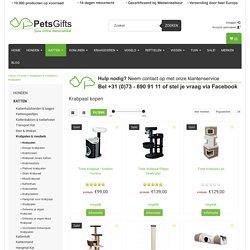 Een kwalitatieve, voordelige krabpaal kopen - Pets Gifts