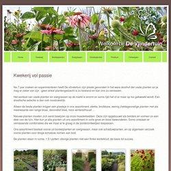 Kwekerij De Vlindertuin