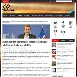 IJsland: het land waar bankiers worden opgesloten en schulden worden kwijtgescholden