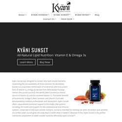 Kyani Blueberry