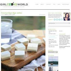 Kyauk Kyaw: Coconut Agar-Agar Jellies