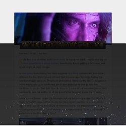Kylo Ren Might Wear Darth Vader's Old Cape in 'Star Wars: Episode VIII'