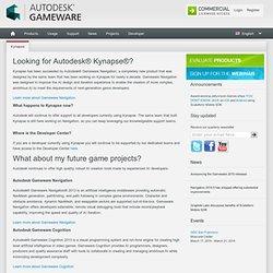 Autodesk Kynapse
