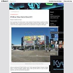 KYUB au Tokyo Game Show 2011