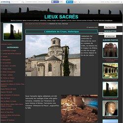 L'abbatiale de Cruas, historique