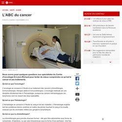 L'ABC du cancer