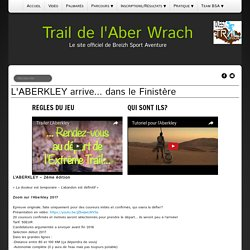 L'ABERKLEY arrive... dans le Finistère