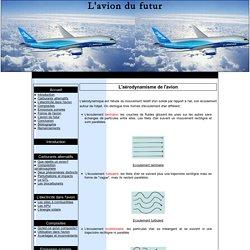 L'aérodynamisme de l'avion