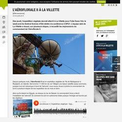 L'Aéroflorale II à La Villette
