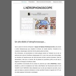 L'AÉROPHONOSCOPE