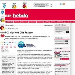 L'AFCC devient Clia France