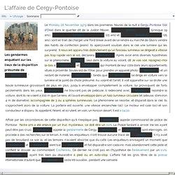 Cazul de Cergy-Pontoise