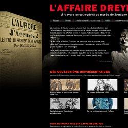 L'Affaire Dreyfus - Accueil