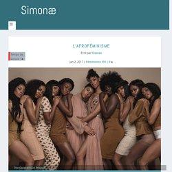 L'afroféminisme