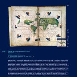 L'Âge d'or des cartes marines_Magellan fait le tour du monde par l'océan