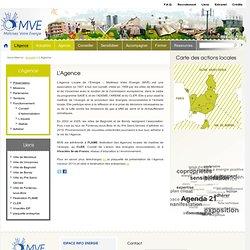Agence Locale de l'Energie MVE