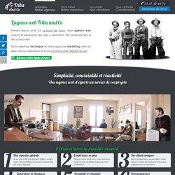 L'agence Web Tribu & Co