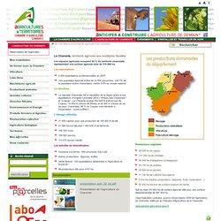 L'agriculture en Charente - Chambre d'Agriculture de la charente