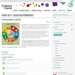 Productions d'outils d'éducation permanente
