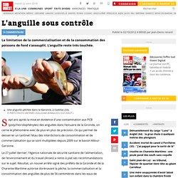 SUD OUEST 02/10/12 L'anguille sous contrôle - La limitation de la commercialisation et de la consommation des poissons de fond s