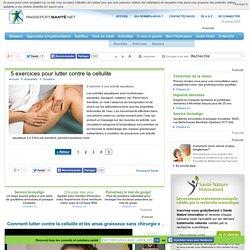 L'aquabike contre la cellulite