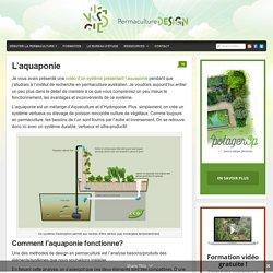 L'aquaponie : PermacultureDesign