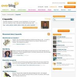 L'aquarelle. sur OverBlog