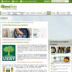 L'Arbre Vert passe aux écodoses