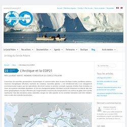 L'Arctique et la COP21