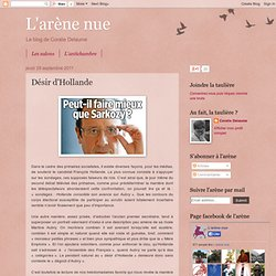 Désir d'Hollande