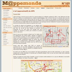 L'art (approximatif) du GPS