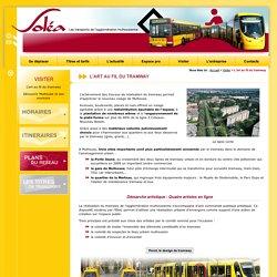 Peret : tram de mulhouse