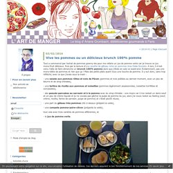 L'art de manger : Archives