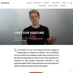L'art sur YouTube – pointculture