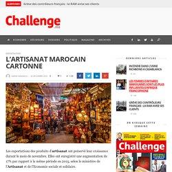 L'artisanat marocain cartonne