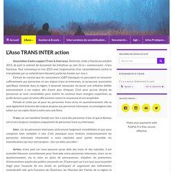 Nantes : TRANS INTER action