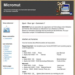 micromut association