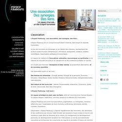 L'association : Espace Faubourg