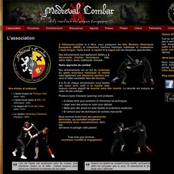 L'Association Médiéval Combat