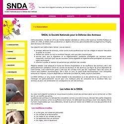 L'Association SNDA