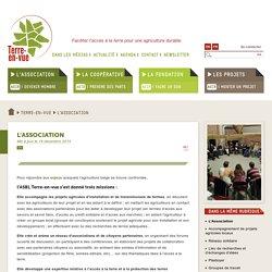 L'Association - Terre-en-vue
