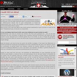 L'audit SEO en détail - Htitipi